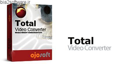 OJOsoft Total Video Converter v3.50 تبدیل فایل های صوتی و تصویری