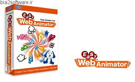 Easy Web Animator v1.5.6 طراحی بنرها و انیمیشن های تبلیغاتی تحت وب