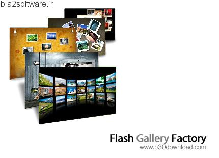 Wondershare Flash Gallery Factory v4.8.2.18 ساخت گالری فلش