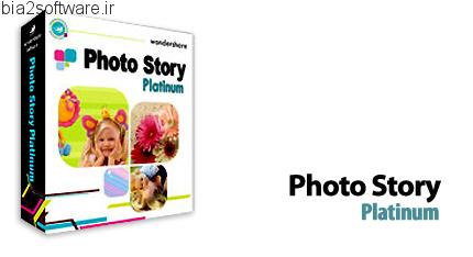 Wondershare Photo Story Platinum v3.5.0.12 ساخت آلبوم عکس