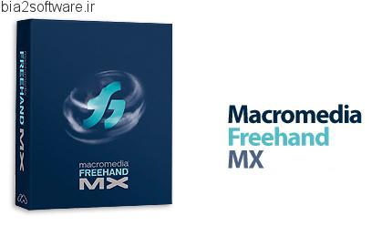 Adobe Macromedia Freehand MX v11.0.2 طراحی کارت ویزیت و پوستر