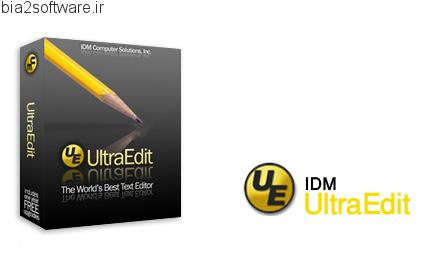 IDM UltraEdit v24.00.0.43 ویرایشگر متن و برنامه نویس