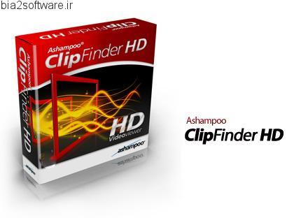 Ashampoo ClipFinder HD v2.07 یافتن کلیپ مورد نظر از اینترنت