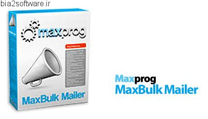 Maxprog MaxBulk Mailer Pro v7.9.1 ارسال ایمیل های گروهی