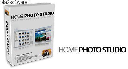 Home Photo Studio v2.71 ویرایش تصاویر