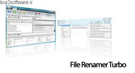 Kristanix File Renamer Turbo v2.73 تغییرنام فایل ها