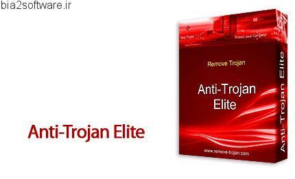 Anti-Trojan Elite v5.1.7 امنیت در برابر حملات و آسیب های تروجان ها
