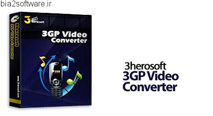 3herosoft 3GP Video Converter v3.5.2.0830 تبدیل فایل های 3GP