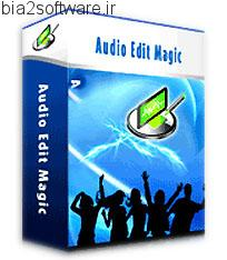 Audio Edit Magic v7.6.0.56 ویرایش و میکس فایل صوتی