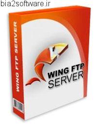 Wing FTP Server v3.6.1 Corporate Edition راه اندازی اف تی پی سرور