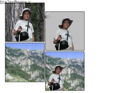Picture Cutout Guide v1.2 حذف پس زمینه از تصاویر