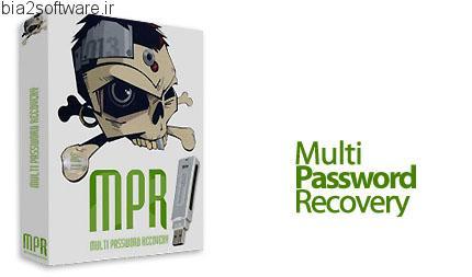 Multi Password Recovery v1.2.2 Multilingual بازیابی پسورد نرم افزارها