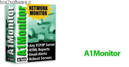 A1Monitor v8.0.5 نظارت بر سرورهای وب
