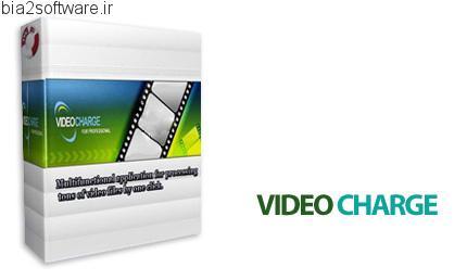VideoCharge Studio v2.9.9.652 تولید و ویرایش انواع فایل های ویدیوئی، صوتی و تصویری
