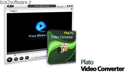Plato Video Converter Pro v11.06.01 تبدیل فرمت های ویدئویی