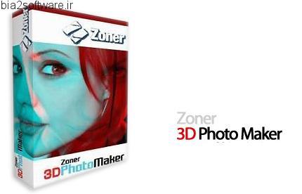 Zoner 3D Photo Maker v1.0 ساخت تصاویر سه بعدی