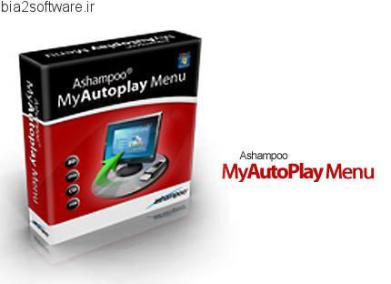 Ashampoo MyAutoPlay Menu v1.0.1.83.0069 ساخت آتوران