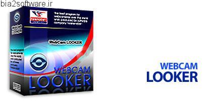 WebCam Looker v6.0 تبدیل وب کم به دوربین مدار بسته