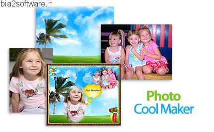 Photo Cool Maker v3.7.0 ترکیب و تزئین چند عکس