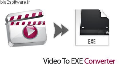 VaySoft Video to EXE Converter v5.52 تبدیل فایل ویدیویی به فایل EXE
