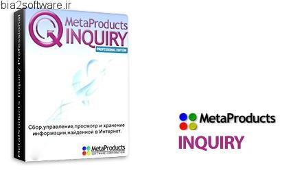 MetaProducts Inquiry Browser Pro v1.9.534 دسترسی به صفحات اینترنتی