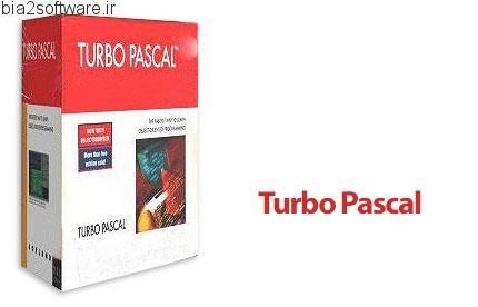 Turbo Pascal زبان برنامه نویسی پاسکال