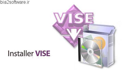 Installer VISE v3.7 ساخت فایل نصب