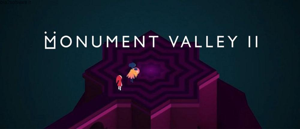 بازی Monument Valley 2 1.0.2 پازل خارق العاده دره یادبود 2 اندروید