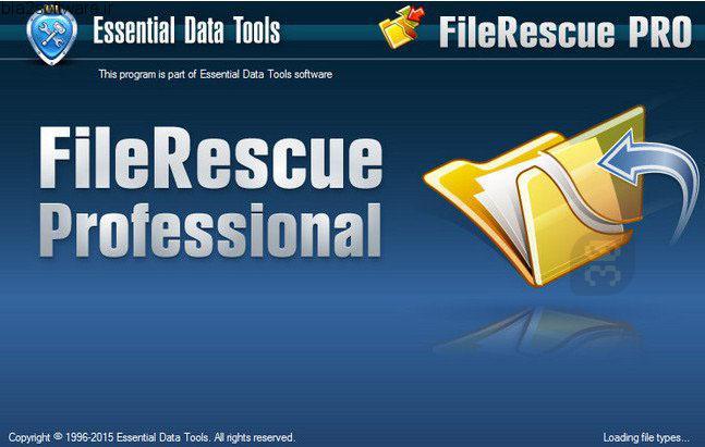 FileRescue Professional v4.16 Build 228 بازیابی اطلاعات حذف شده از سیستم
