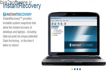 Instant Recovery Server v2.3.0.317 بازیابی سیستم در هربار راه اندازی