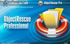 ObjectRescue Pro v6.16 Build 1045 بازیابی انواع فایل های حذف شده از رسانه های ذخیره سازی مختلف