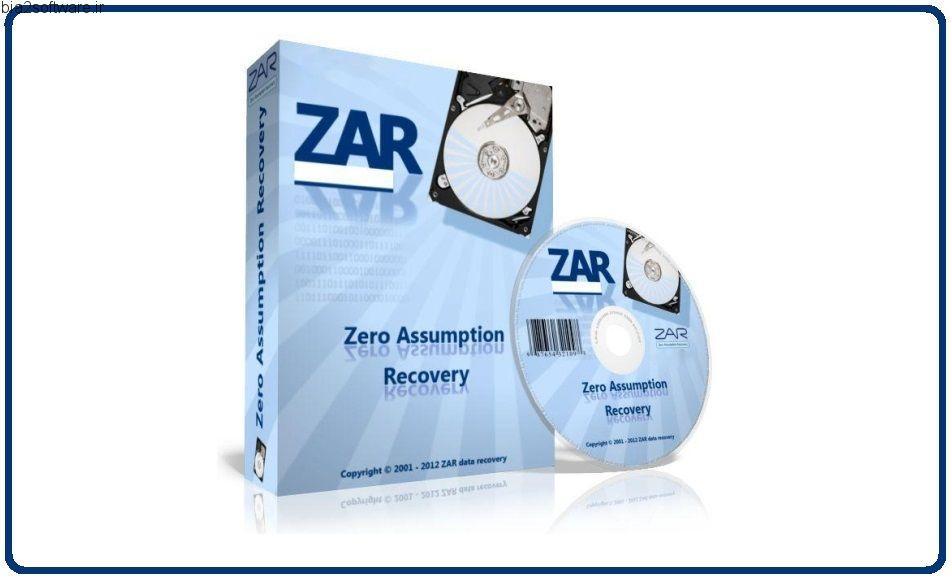 Zero Assumption Recovery v10.0.820 Technician Edition بازیابی اطلاعات