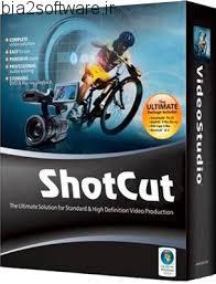 ShotCut 17.11.02 Win and Mac ویرایشگر ساده و رایگان فایل های ویدئویی