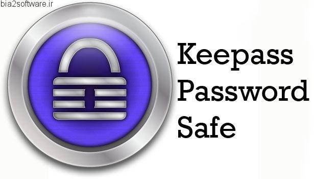 KeePass Password Safe 2.48.1 مدیریت هدفمند پسوردها
