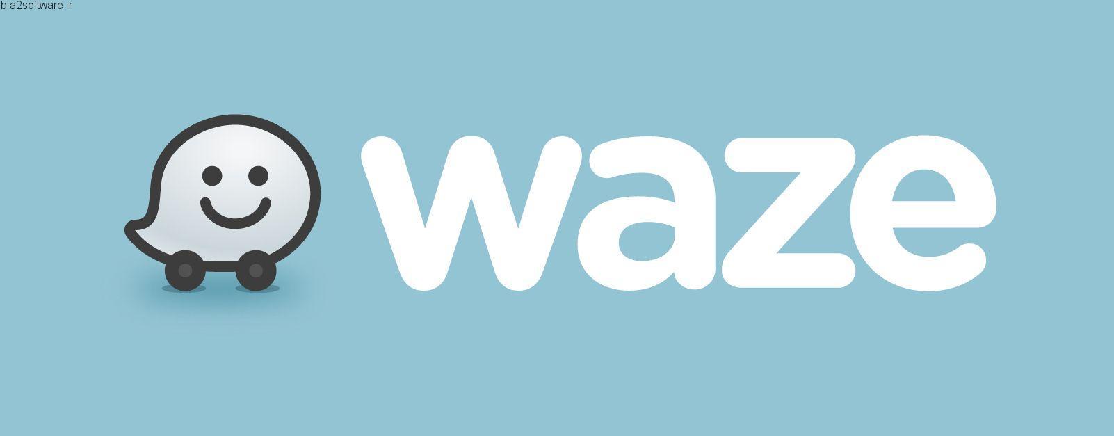 Waze 4.75.90.900 مسیریاب ویز اندروید