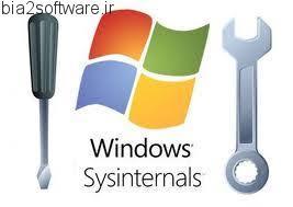 Windows Sysinternals Suite 2019.09.23 نرم افزار رایگان مایکروسافت