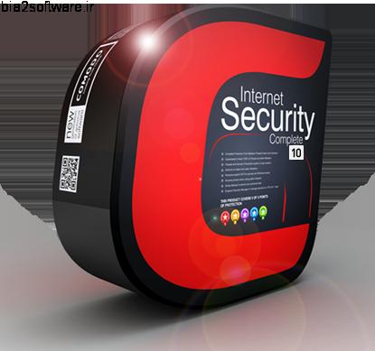 Comodo Internet Security Premium 12.2.2.8 بسته امنیتی