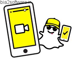 Snapchat v11.34.0.26 اسنپ چت مختص اندروید