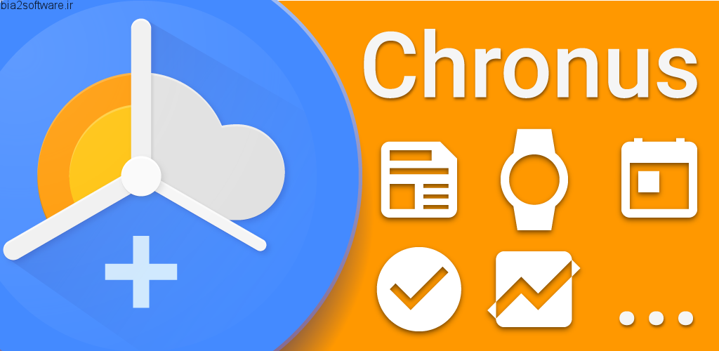 Chronus Pro – Home & Lock Widget v12.4.1 Final اپلیکیشن عالی مجموعه ویجت های شیک مخصوص اندروید !