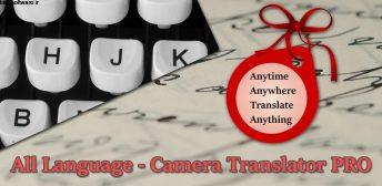 All Language-Camera Translator 1.2 اپلیکیشن ترجمه متون تصاویر مخصوص اندروید!