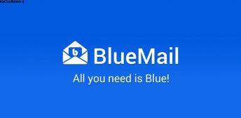 Blue Mail – Email Mailbox v1.9.7.18 اپلیکیشن مدیریت ایمیل جهانی اندروید!