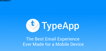 Email TypeApp – Best Mail App v1.9.7.18 اپلیکیشن مدیریت ایمیل اندروید