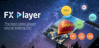 FX Player – video media player 1.8.2 اپلیکیشن مدیا پلیر با کیفیت و هوشمند اندروید