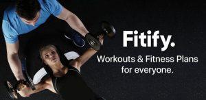 Fitify Workouts & Plans 1.4.16 اپلیکیشن مجموعه گسترده تمرینات ورزشی و پر طرفدار اندروید