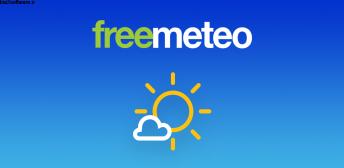 Freemeteo Pro v1.0.14 اپلیکیشن ساده پیش بینی دقیق آب و هوا اندروید