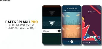 PaperSplash PRO – Exclusive Wallpapers 1.10 اپلیکیشن تصاویر زمینه زیبا و انحصاری اندروید!