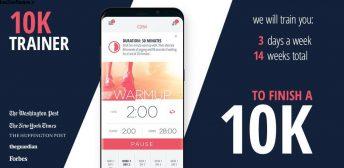 10K Running Trainer Pro v91.18 آموزش دویدن تا رسیدن به 10 کیلومتر در روز