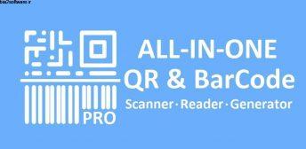 QR and Barcode Scanner PRO v1.2.4 اپلیکیشن بارکد اسکنر سریع و ایمن اندروید!