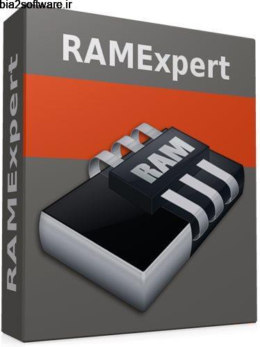 RAMExpert 1.18.0.40 مشاهده اطلاعات کامل حافظه رم ram