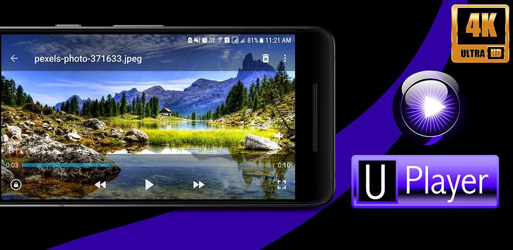 Video Player All Format Premium 1.5.9 مدیا پلیر پر امکانات و 4K اندروید